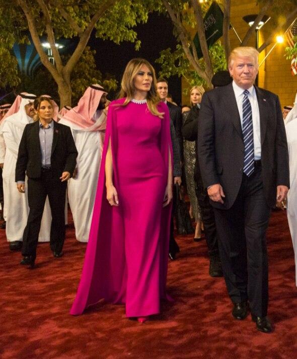 Fuchsia Muslim   Evening     Dresses   2019 Sheath High Collar Floor Length Islamic Dubai Kaftan Saudi Arabic Long Formal   Evening   Gown