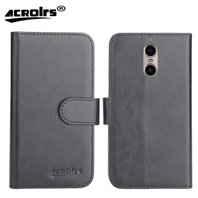 Doogee Shoot 1 Case Factory Direct! 6 Colors Dedicated Leather Exclusive 100% Special Phone Cover Crazy Horse Cases+Tracking