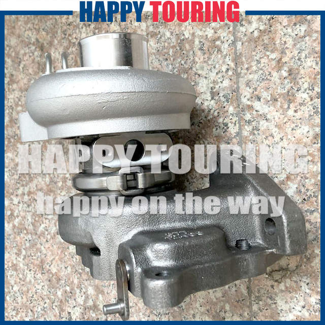 US $162 75 7% OFF|Electric supercharger turbolador 49135 04020 28200 4A20  MR224978 MR212759 MD194842 MD106720 for Hyundai Galloper H 1 H 200 Turbo-in