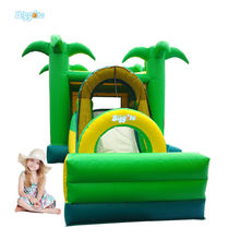 Inflatable Biggors Inflatable Playground Bouncy Castle Amusement Park For Sale