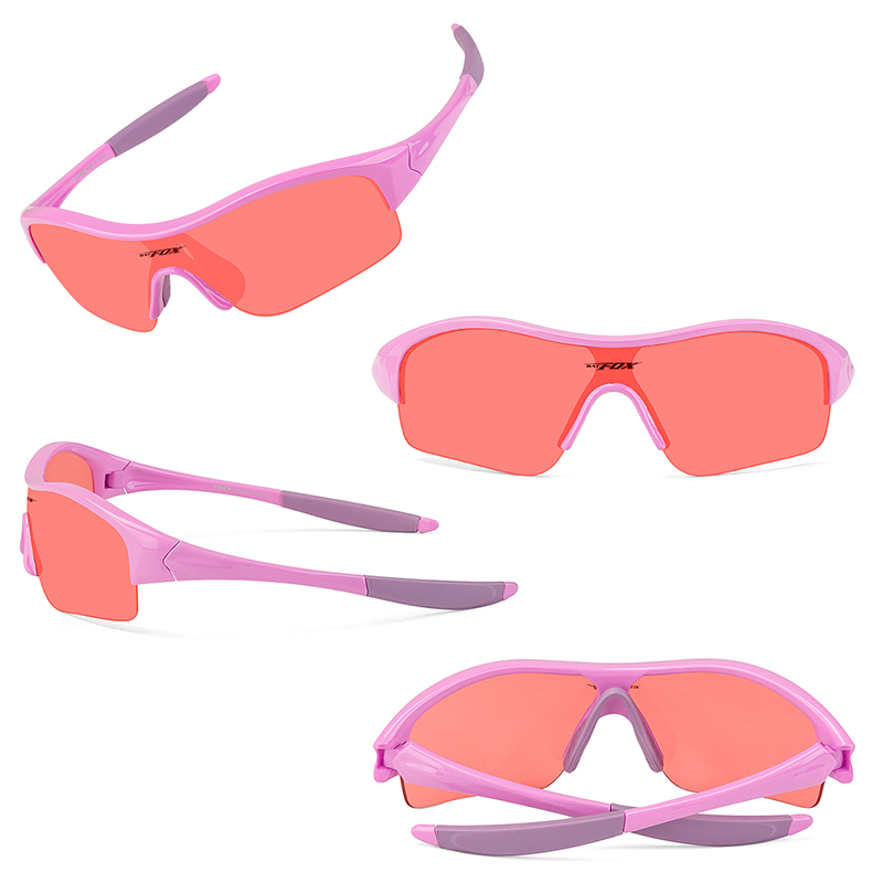 ef943ad559d 100% UV400 Protection-The lenses with 100% UV400 protection which can  protect your baby`s fragile eyes from UVA   UVB Rays harm. r kids comfort  and safety ...