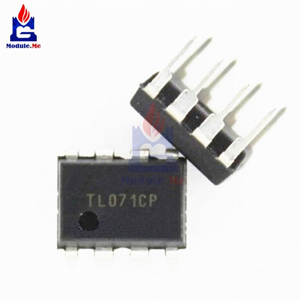 50 PCS TL071CDR SOP-8 TL071C TL071 OPERATIONAL AMPLIFIERS