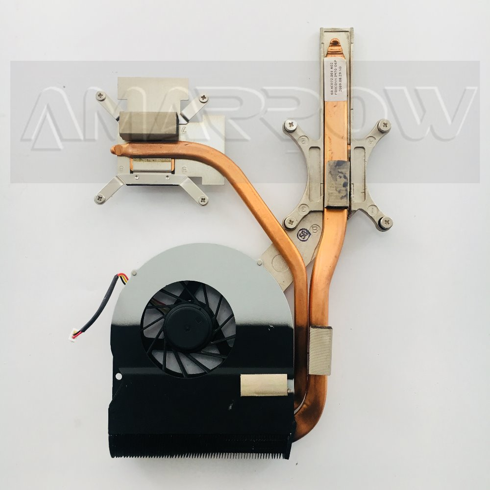 Original free shipping laptop CPU Cooling Heatsink FAN For ACER 7735 7735G 7735Z 7735ZG 7335 60.4CD72.001-in Laptop Cooling Pads from Computer & Office on AliExpress - 11.11_Double 11_Singles' Day 1