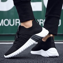 Summer Men's Shoes FashionOLOMM  Breathable Men's Casual Shoes 2019 Fashion Brand Design Sneakers Men Hot New Casual Shoes цены онлайн