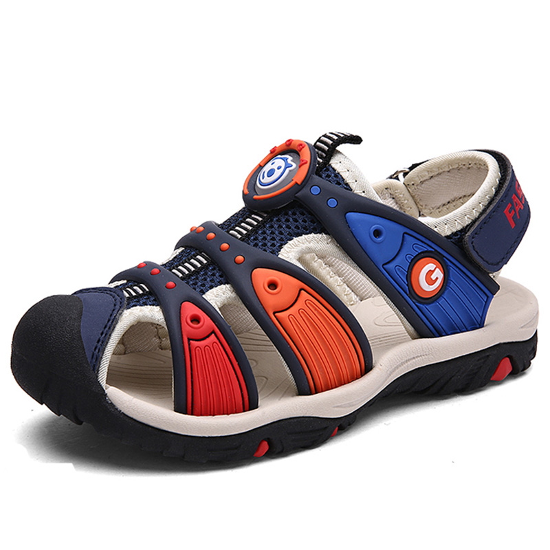Summer Kids Sandals Breathable Boys Girls Sandals Casual Shoes Children Outdoor Slippers Sandals Beach Clogs Sandalia InfantilSummer Kids Sandals Breathable Boys Girls Sandals Casual Shoes Children Outdoor Slippers Sandals Beach Clogs Sandalia Infantil