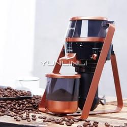 Italian Electric Coffee Bean Grinder Household 80W Grain Coffee Bean Grinding Milling Machine 6-speed Home Office TSK-9288P