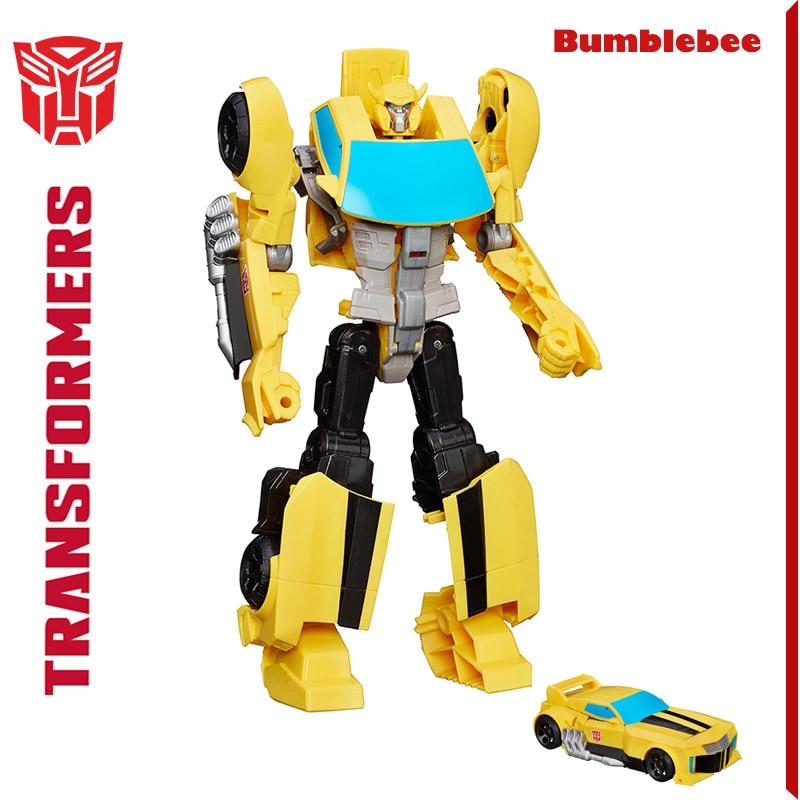Transformers Sebastian Commander Bumblebee Hasbro B1294 iron commander экскаватор металл 234 дет 816b 136 г44213