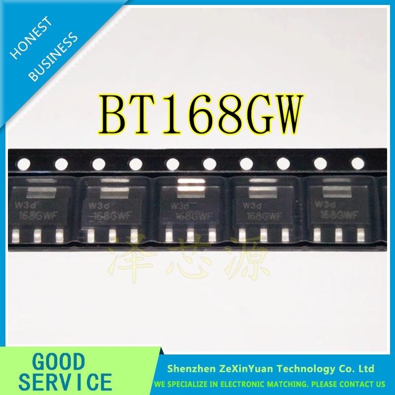 10PCS BT168GWF BT168GW BT168G SOT223