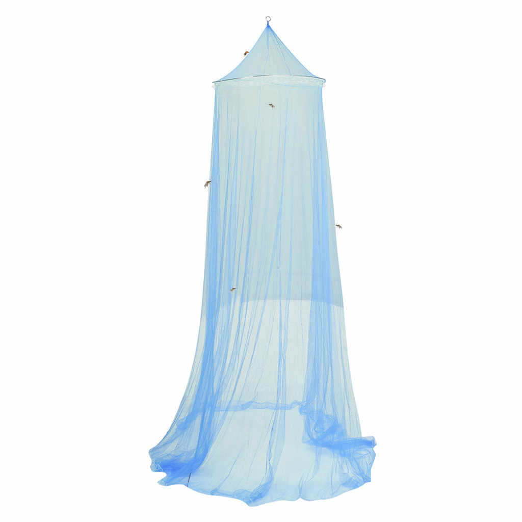 2019 hot sale Elgant Canopy Mosquito Net Kids Baby Double Bed Canopy Bedcover Mosquito Net Curtain Bedding Dome Tent Room Decor