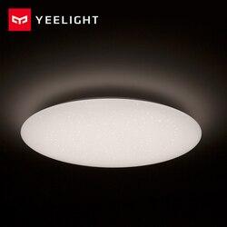 Xiaomi Mijia Yeelight потолочный светильник светодиодный Bluetooth WiFi Пульт дистанционного управления быстрая установка для xiaom Mi home приложение умный до...