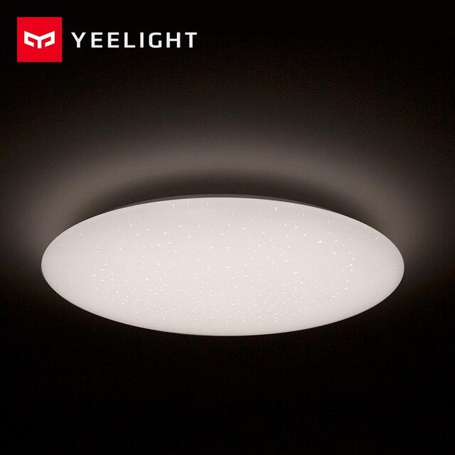 Yeelight luce di Soffitto del Led Bluetooth WiFi di Controllo A Distanza di Installazione Veloce Per La casa intelligente app smart kit di casa