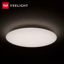 Yeelight luminária de led, bluetooth, wifi, controle remoto, instalação rápida, para casa inteligente, aplicativo, kit de casa inteligente
