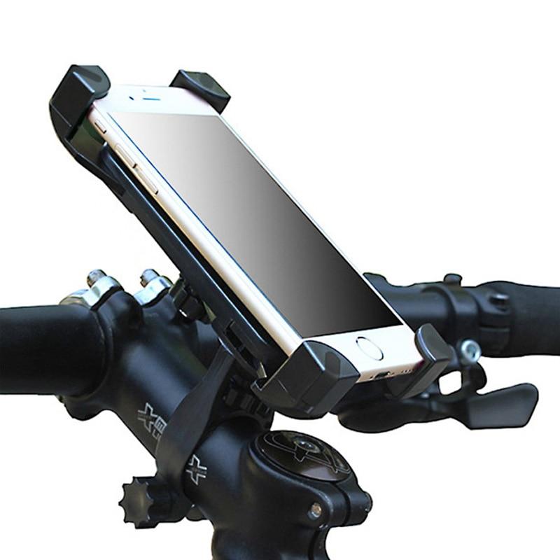 Motorcycle Bicycle MTB Bike Handlebar Mount Holder For Universal Phone GPS PSP E