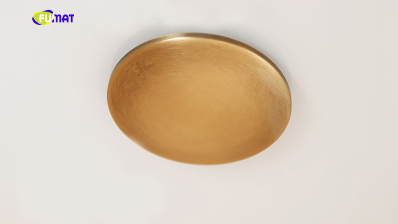 Brass Ceiling Light 19