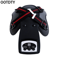 OOTDTY Infrared Magnetic Therapy Knee Massager Rheumatoid Joint Arthritis Relieve Pain