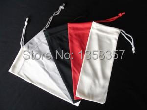 Jewelry Packaging & Display 100pcs/lot Cbrl 9*17cm Glasses Drawstring Bags For Gift/sunglasses/ipad,various Colors,size Can Be Customized,wholesale Beads & Jewelry Making