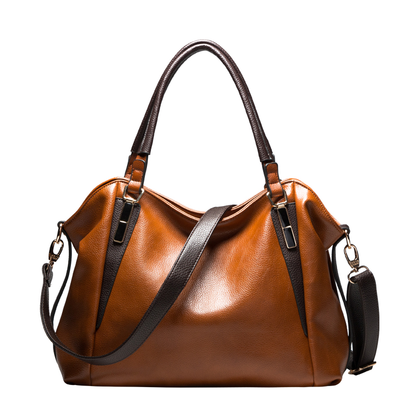 Genuine Leather Bags For Women 2018 Luxury Brand Handbags Women Bags Messenger Designer Female Shoulder Bags Bolsa Feminina X99 2018 luxury brand handbags women bags designer leather female messenger bags casual tote ladies shoulder bags bolsa feminina 282