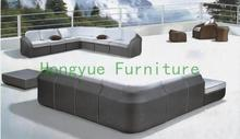 Outdoor garden sectional sofa furniture,outdoor furniture set