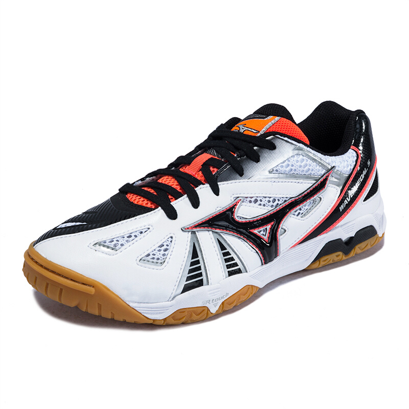 0094d65ac MIZUNO Men WAVE MEDAL 5 Table Tennis Shoes Cushion Stable Sports Shoes  Breathable Sneakers 81GA151510 YXT016-in Tennis Shoes from Sports &  Entertainment on ...
