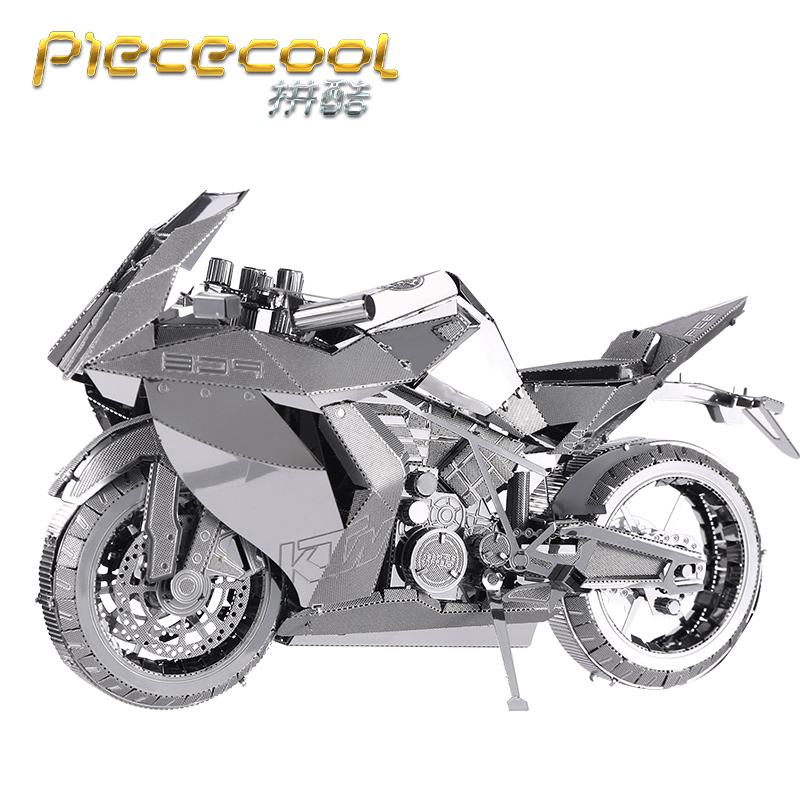 MMZ MODEL Piececool 3D metal puzzle Motorcycle Assembly metal Model kit DIY 3D Laser Cut Model puzzle toys gift-in Puzzles from Toys & Hobbies on Aliexpress.com | Alibaba Group