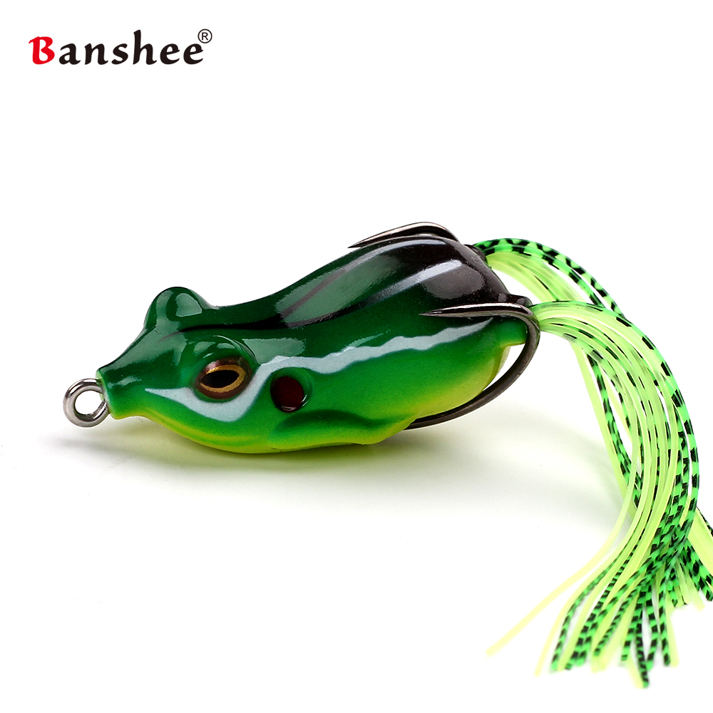 1PCS High Quality Soft Bait Live Target fishing frog SF01 Snakehead Topwater Lure Frog isca artificial bait peche leurre pesca
