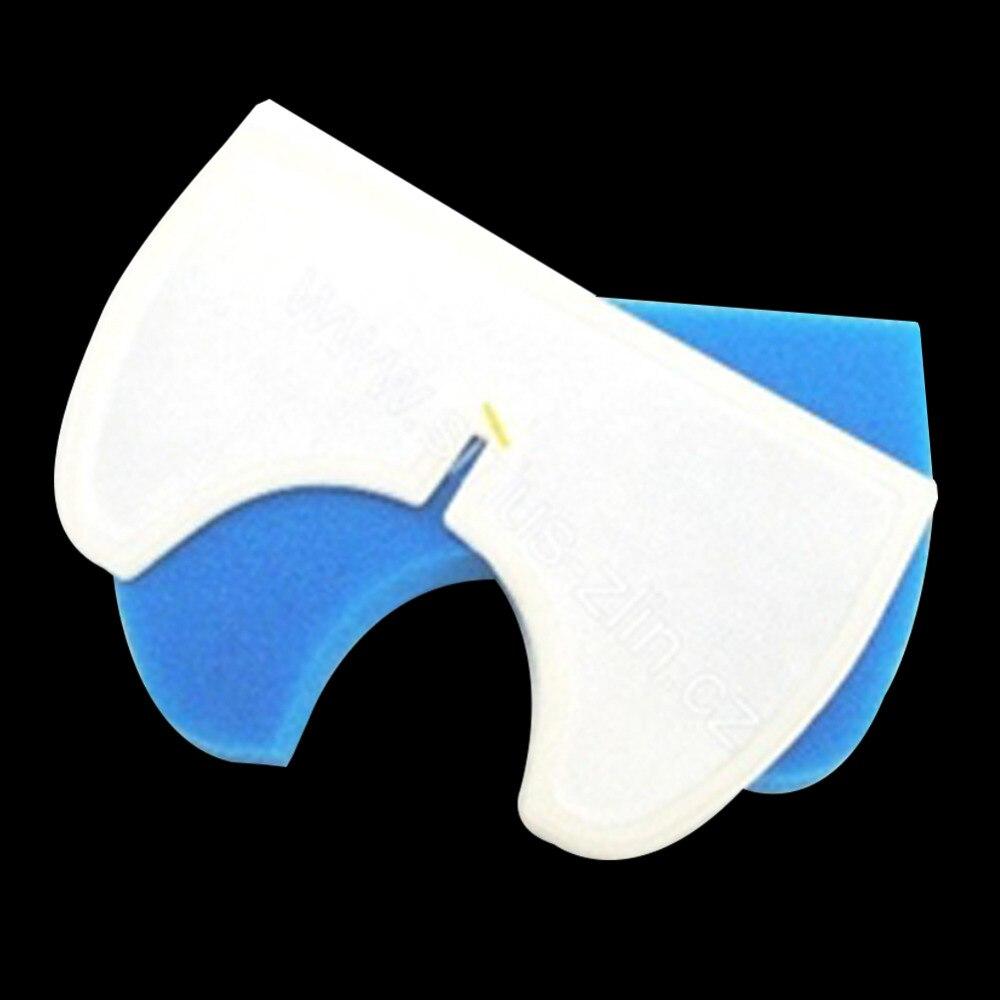 1Pcs white+1Pcs blue Sponge dust Hepa filter For samsung DJ97-00846A SC4300 SC4316 SC4320 Vacuum cleaner accessories parts1Pcs white+1Pcs blue Sponge dust Hepa filter For samsung DJ97-00846A SC4300 SC4316 SC4320 Vacuum cleaner accessories parts