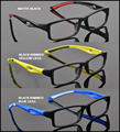 Esportes TR90 Full Frame Óculos Ultra Light Jogo Equitação Miopia Armações de Óculos de Olho Para Os Homens