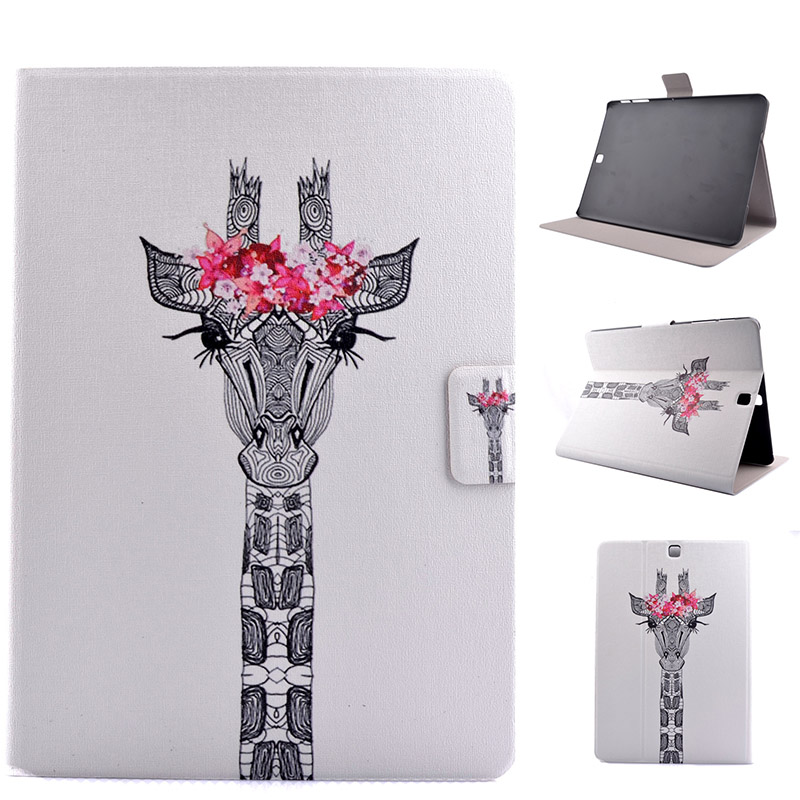 For Samsung Galaxy Tab S2 8 0 SM T710 T715 T715N Tablet Leather with Card Holder