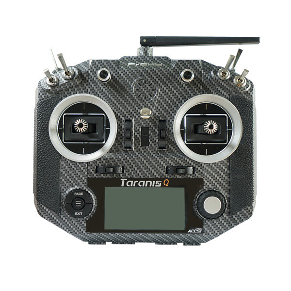 Frsky 2.4G 16CH ACCST Taranis Q X7S Transmitter TX Mode 2 M7 Gimbal Wireless Trainer Free Link App Bag for RC Models askent s 7 1 tx