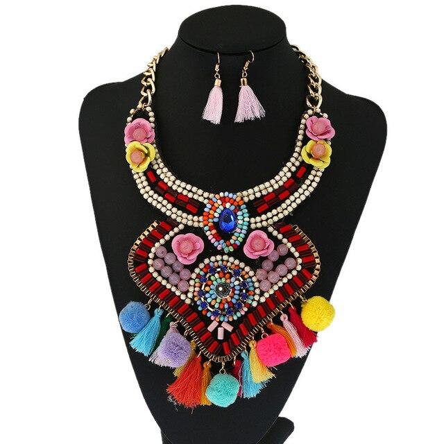 Vintage Jewelry Sets Flower...