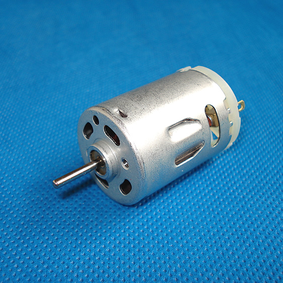 The new R385 brushless DC motor hair mini vacuum cleaner mold machine motor boat motor p ...