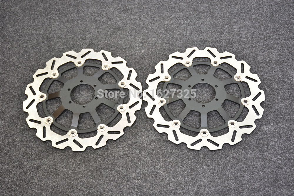 Brand new Motorcycle Front Brake Disc Rotors For CBR1100 Blackbird 99-08/CB1100 SFY/SF1 00-03 Correspondence year universal
