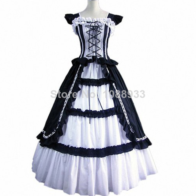 gothic lolita dress adult halloween costumes for women party victorian dress  medieval southern belle dresses fancy 791c843ba17b