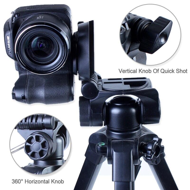 VCT-590RM Yunteng trípode trípode para cámara flexible trípode - Cámara y foto - foto 3