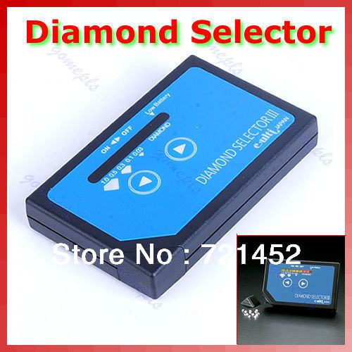 Diamond and Gemstone Gems Tnewester Selector III Tool LED Y106