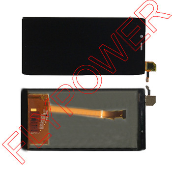 For Alcatel One Touch Idol 2 Mini S OT6036 6036 6036Y LCD With Touch Screen Digitizer Assembly Black By Free Shipping