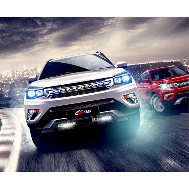 2pcs Automobile LED wind energy lamp for Dodge ram Caliber Journey Nitro durango  Car- Accessories