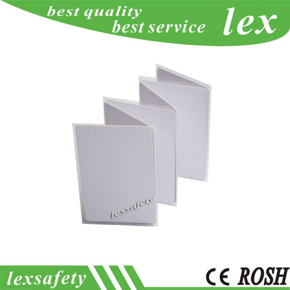100pcs Rfid Hotel Key Card 125khz And T5577 T5557 Atmel5567 125 Khz Ic Blank Card Readable Writable Rewrite For Iso11785