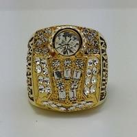 1998 Chicago Bulls National Basketball Championship Ring 10Size Jordan Best Fans Gift Collection