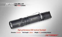 Free Shipping Original JETBEAM PC20 Cree XM L T6 LED 410 Lumens Flashlight Daily EDC Torch