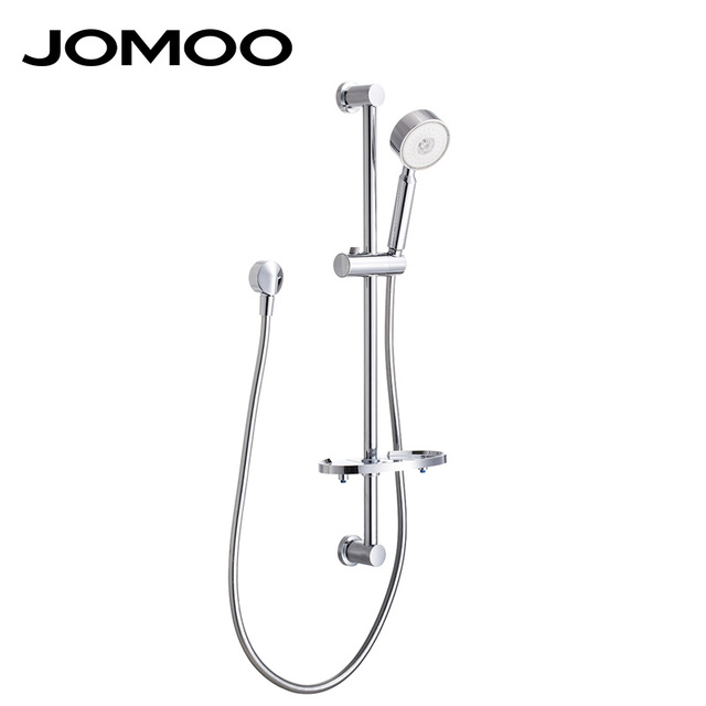 JOMOO Chrome Bathroom Shower Set Hand Shower Head with Shower ...