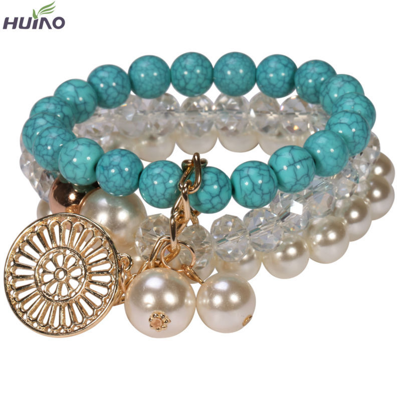 Fine Jewelry Round For Women Special Offer Real Bracelet Loom Band Unique 2017 Most Por Design Imitation Fashion In Strand Bracelets From