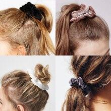 Scrunchie Elastic Hair Bands