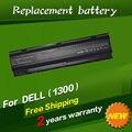 Jigu batería del ordenador portátil 312-0365 hd438 cgr-b-6e1xx td429 ud535 xd184 wd416 para dell yd120 tt720 para inspiron 1300 b120 120l