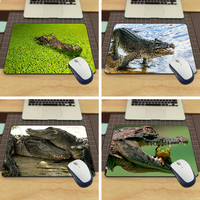 MaiYaCa hiding crocodile Gaming Personalized Durable Mouse Pad Mat Comfort Mice Pads