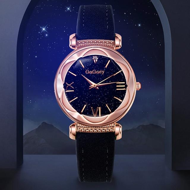 שעון מפואר יוקרתי לאישה 1