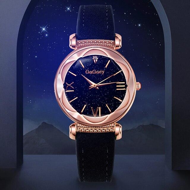 Luxusné hodinky GoGoey – 7 farieb