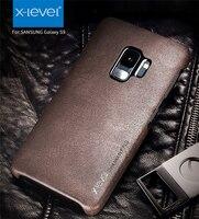 X Level Ultra Thin Slim Vintage Funda For Samsung Galaxy S9 S9 Plus Phone Case Luxury