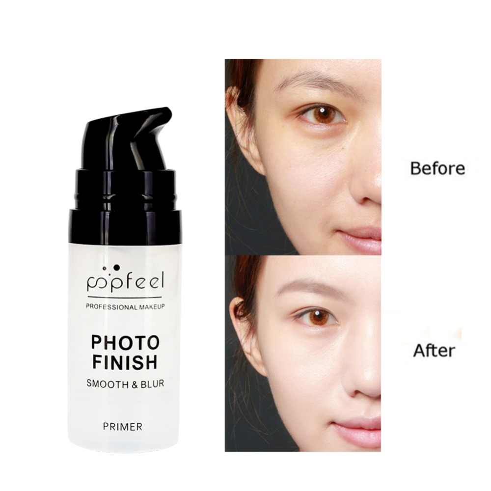 Popfeel 15ml Face Base Primer Makeup Magic Invisible Pore Minimizer Makeup Primer Liquid Matte Foundation Primer Cosmetics Tslm1 Aliexpress