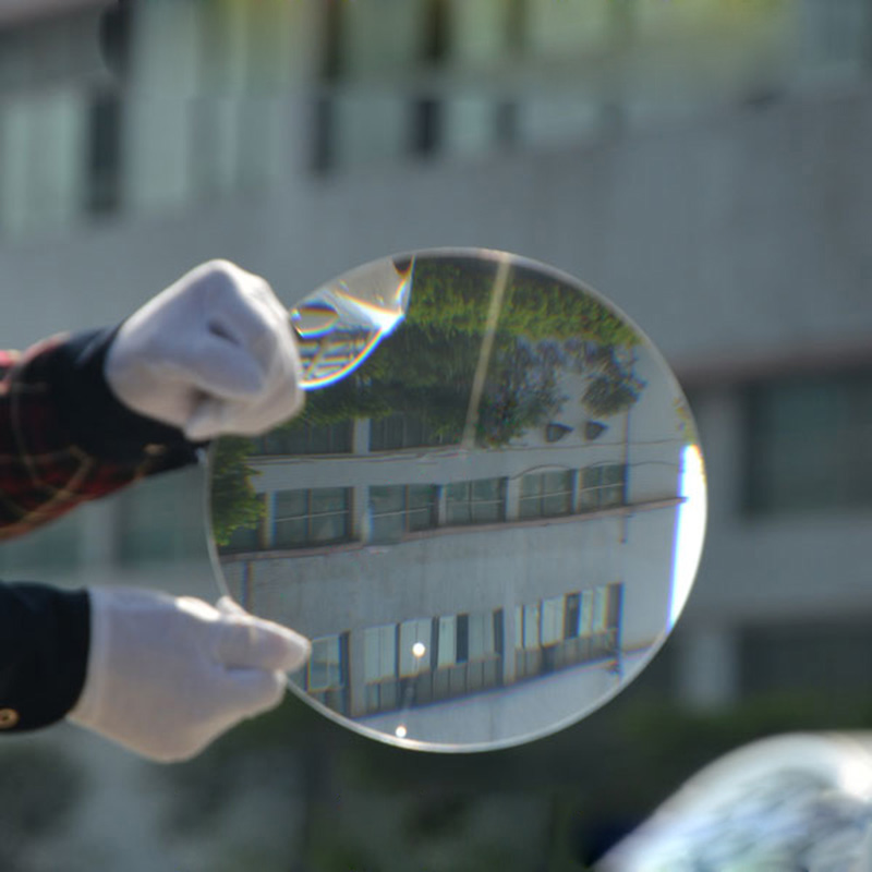 1PC 300mm Dia Large Optical PMMA Plastic Big Solar Fresnel Lens Focal Length 220mm 260 Solar Concentrator Large Magnifying Glass doumoo 330 330 mm long focal length 2000 mm fresnel lens for solar energy collection plastic optical fresnel lens pmma material